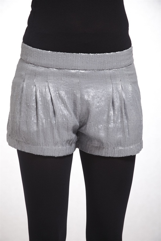 FUNKTIONAL Matte Sequined Short