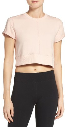 Women's Free People Power Tee $68 thestylecure.com