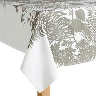Selamat Floral Tablecloth - Gray