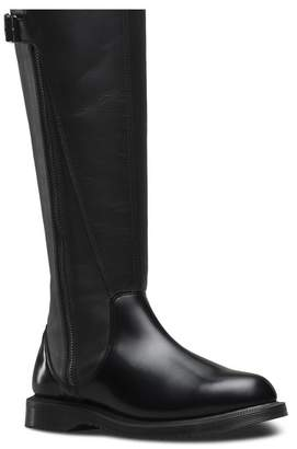 Dr. Martens Chianna Leather Knee High Boot