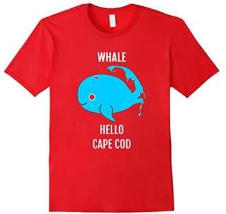 Whale Hello Cape Cod T-Shirt
