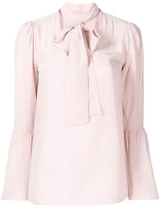 MICHAEL Michael Kors bow tie blouse
