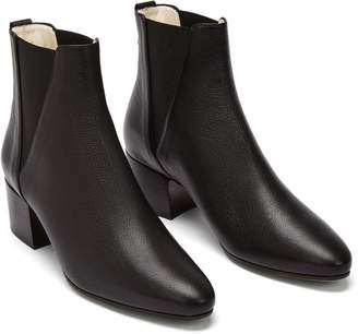 Nine To Five Chelsea Boot Brygge Black Lights