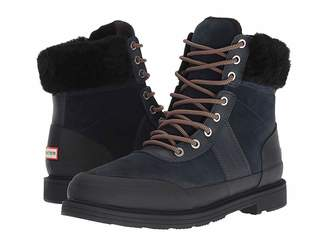 Hunter Insulated Leather Commando Boots