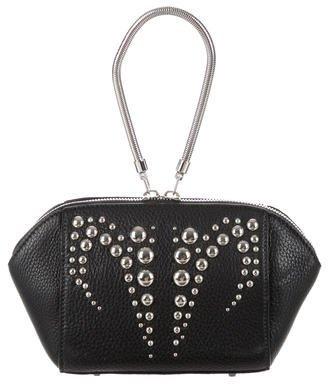 Alexander WangAlexander Wang Studded Leather Handle Bag