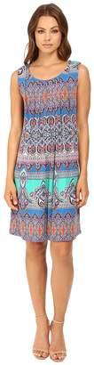 Christin Michaels Kayla Pintuck Dress Women's Dress