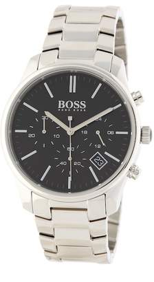BOSS Men's Time One Bracelet Watch, 42mm
