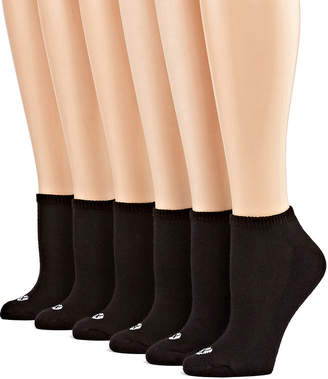 JCPenney Xersion 6-pk. Real Heel Low-Cut Socks
