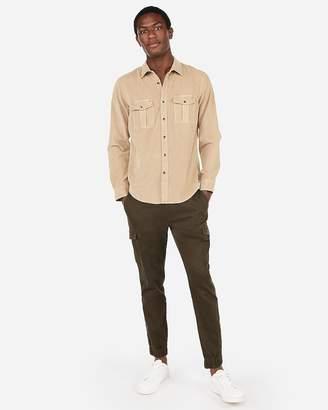 Express Corduroy Pocket Shirt