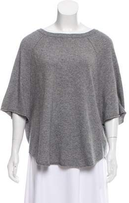 Joie Cashmere Short Sleeve Sweater