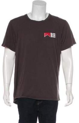 RHUDE x Union Cigarette Print Shirt
