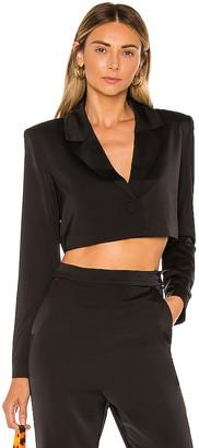 NBD Harmony Cropped Blazer