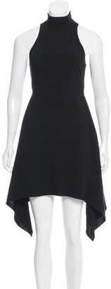 Cinq à Sept Sleeveless Asymmetrical Dress