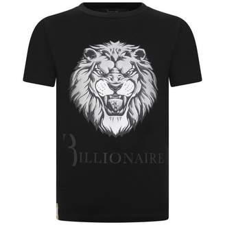 Billionaire BillionaireBoys Black Lion Gaspard Top