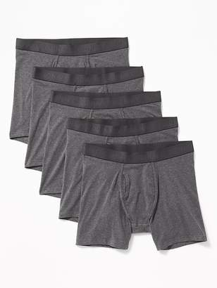 Old Navy Soft-Washed Boxer Briefs 5-Pack for Men