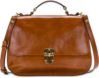 Patricia Nash Heritage Cadiz Top Handle Satchel