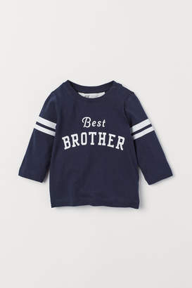 H&M Sibling top