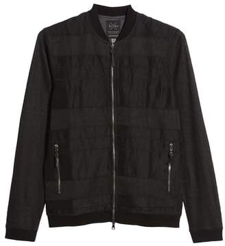 John Varvatos Star USA x Nick Jonas Zip Front Jacket