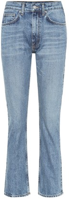 Brock Collection Orlando high-rise jeans