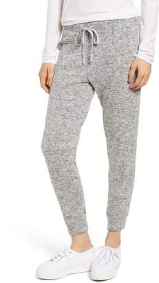 Lou & Grey Brushed Marled Knit Sweatpants