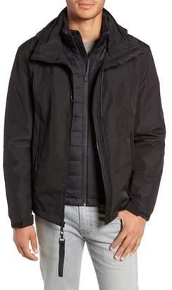 Cole Haan 3-in-1 Rain Jacket