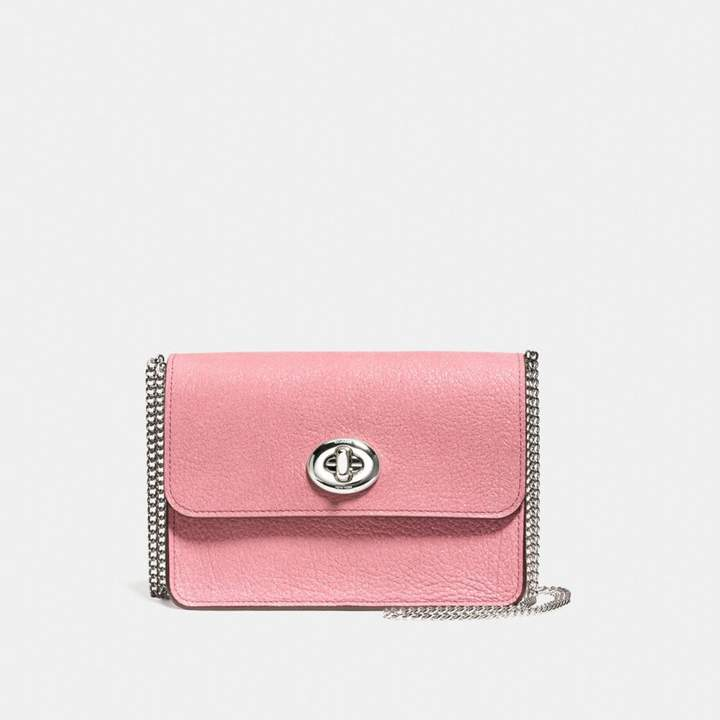 Coach New YorkCoach Bowery Crossbody - GLITTER ROSE/SILVER - STYLE