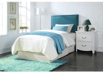 ACME Furniture Sabina Linen Twin Headboard, Blue