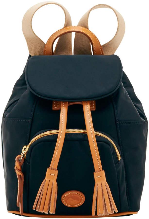 Dooney & Bourke Miramar Small Murphy Backpack - BLACK - STYLE
