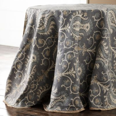 D'orsay Round Tablecloth