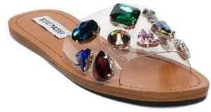 Steve Madden Rosalyn Embellished Slide Sandal