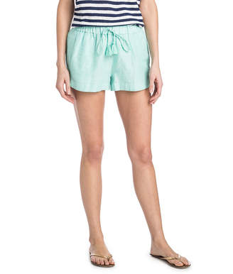 Vineyard Vines Solid Pull On Shorts