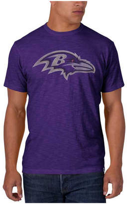 '47 Men's Baltimore Ravens Logo Scrum T-Shirt