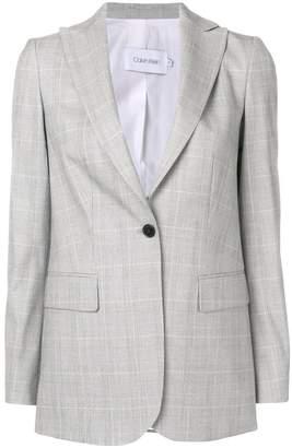 Calvin Klein tailored blazer jacket