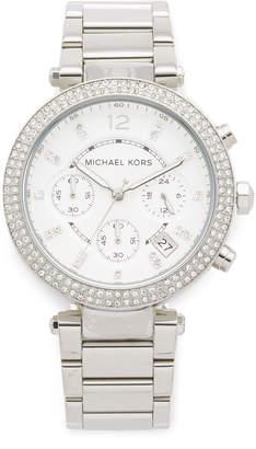 Michael Kors Parker Watch $275 thestylecure.com
