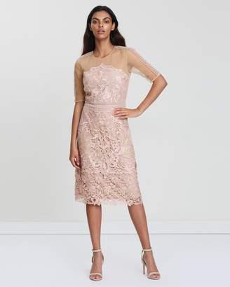 Renaissance Midi Dress