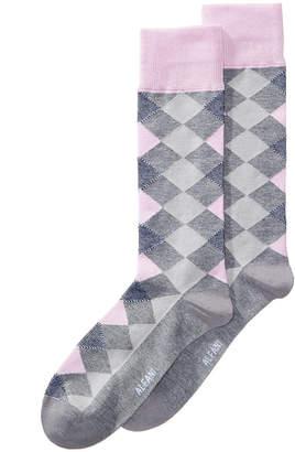 Alfani Men's Diamond Dress Socks