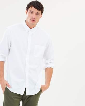 J.Crew Slim Stretch Secret Wash Shirt