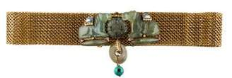 Iradj Moini Embellished Belt