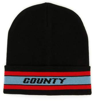 Marcelo Burlon County of Milan Color Band Beanie