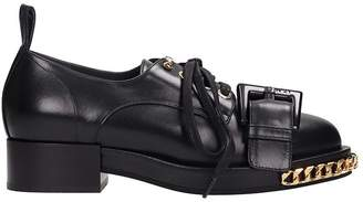 N°21 N.21 Black Loafers