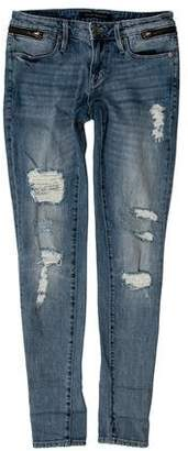 Cult of Individuality Low-Rise Jeans