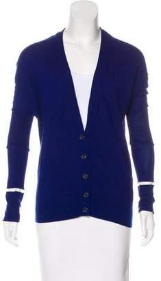 Alexander Wang Long Sleeve Wool Cardigan