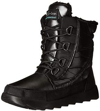 BOBS from Skechers Women's Mementos Snow Cap Cozy Winter Boot $21.62 thestylecure.com