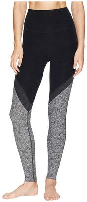 Beyond Yoga Spacedye High-Waisted Midi Leggings Women's Casual Pants