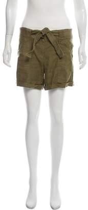 A.L.C. Linen Mini Shorts
