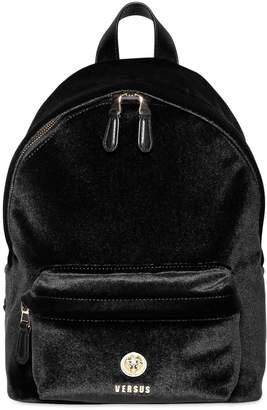 Versus Mini Velvet Backpack