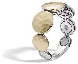 John Hardy Hammered Band Ring