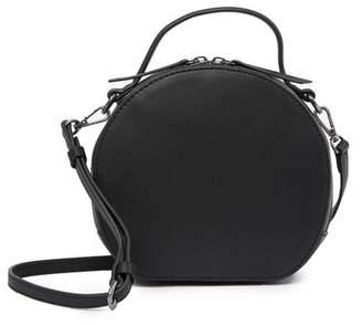 Lucky Brand Elli Leather Circle Crossbody