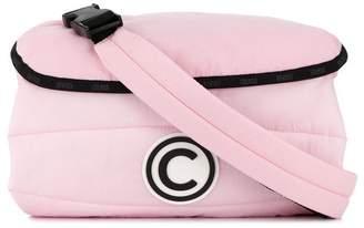 Colmar A.G.E. By Shayne Oliver logo shoulder bag