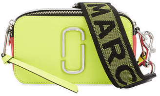 Marc Jacobs Snapshot Fluoro Crossbody Bag